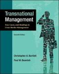 Transnational Management  Text  Cases andamp  Readings in Cross-Border Management