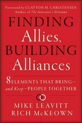 Finding Allies, Building Alliances 1st Edition 9781118247921 1118247922