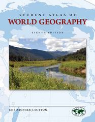 Student Atlas of World Geography 8th Edition 9780073527673 007352767X