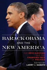Barack Obama and the New America 1st Edition 9781442222649 1442222646