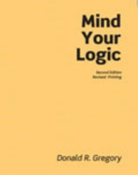 Mind Your Logic 2nd Edition 9781465212832 1465212833