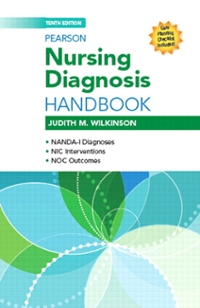 Pearson Nursing Diagnosis Handbook 10th Edition 9780133139044 0133139042