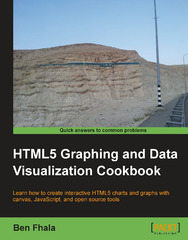 HTML5 Graphics and Data Visualization Cookbook 1st Edition 9781849693707 1849693706
