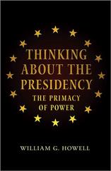 Thinking about the Presidency 1st Edition 9780691155340 0691155348