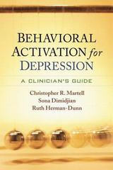 Behavioral Activation for Depression 1st Edition 9781462510177 1462510175