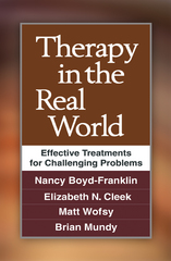 Therapy in the Real World 1st Edition 9781462510283 1462510280