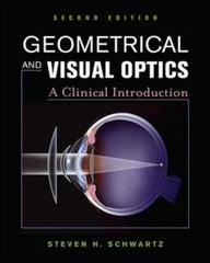 Geometrical and Visual Optics, Second Edition 2nd Edition 9780071790833 0071790837
