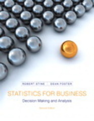 Statistics for Business: Decision Making and Analysis Plus NEW MyStatLab with Pearson eText -- Access Card Package 2nd Edition 9780321890269 0321890264