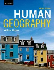 Human Geography 8th Edition 9780195448559 0195448553