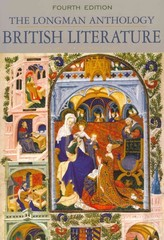Longman Anthology of British Literature, Volumes 1A, 1B, and 1C, The Plus NEW MyLiteratureLab -- Access Card Package 4th edition 9780321916839 0321916832