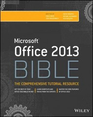 Office 2013 Bible 4th Edition 9781118488096 1118488091