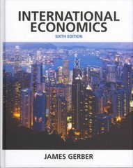 International Economics Plus NEW MyEconLab with Pearson eText -- Access Card Package, 6/E 6th Edition 9780133407938 0133407934