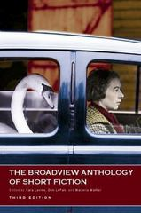 The Broadview Anthology of Short Fiction 3rd Edition 9781554811410 1554811414