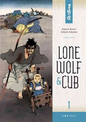Lone Wolf and Cub Omnibus Volume 1 1st Edition 9781616551346 1616551348