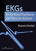 EKG Interpretation for the Physician Assistant and Nurse Practitioner 1st Edition 9780826199560 0826199569