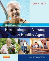 Ebersole and Hess' Gerontological Nursing & Healthy Aging 4th Edition 9780323096065 0323096069