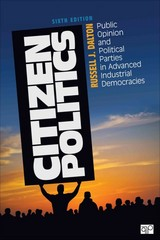 Citizen Politics 6th Edition 9781452203003 1452203008