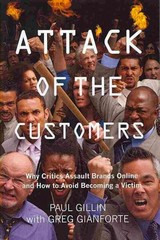 Attack of the Customers 1st Edition 9781479244553 1479244554