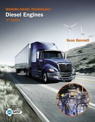 Modern Diesel Technology 2nd Edition 9781305177987 1305177983