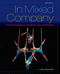 In Mixed Company 9th Edition 9781305686267 1305686268
