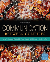 Communication Between Cultures 9th Edition 9781285444628 1285444620