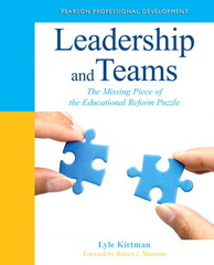 Leadership and Teams 1st Edition 9780132778954 0132778955