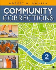 Community Corrections 2nd Edition 9781452256634 1452256632