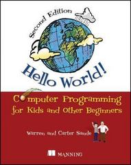Hello World! 2nd Edition 9781617290923 1617290920
