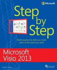 Microsoft Visio 2013 Step By Step 1st Edition 9780735669468 0735669465