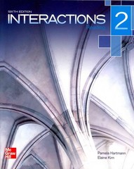 Interactions Level 2 Reading Student Book 6th Edition 9780077595104 0077595106
