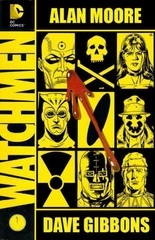 Watchmen: The Deluxe Edition 1st Edition 9781401238964 1401238963