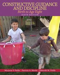 Constructive Guidance and Discipline 6th Edition 9780133119626 0133119629