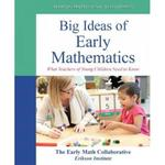 Big Ideas of Early Mathematics 1st Edition 9780132946971 0132946971
