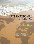 International Business 7th Edition 9780133063004 0133063003