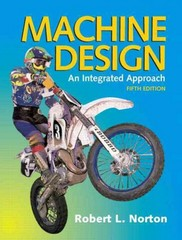 Machine Design 5th edition 9780133356717 013335671X