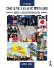 Cases in Public Relations Management 2nd Edition 9780415517713 0415517710
