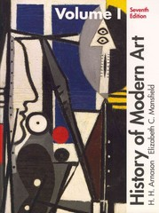 History of Modern Art Volume I 7th Edition 9780205259489 0205259480