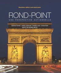 Rond-Point 2nd Edition 9780205782772 0205782779
