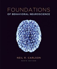 Foundations of Behavioral Neuroscience (paper) 9th Edition 9780205947997 0205947999