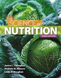 The Science of Nutrition 4th Edition 9780134298801 0134298802