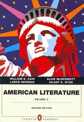 American Literature 2nd Edition 9780321838636 0321838637