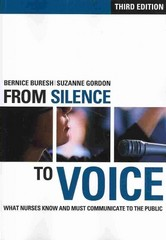 From Silence to Voice 3rd edition 9780801478734 0801478731