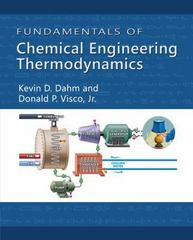 Fundamentals of Chemical Engineering Thermodynamics 1st Edition 9781111580704 1111580707