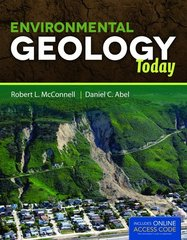 Environmental Geology Today 1st Edition 9781449684877 1449684874