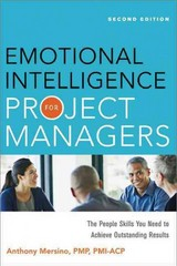 Emotional Intelligence for Project Managers 1st Edition 9780814432785 0814432786