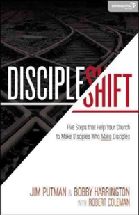 DiscipleShift 1st Edition 9780310492634 0310492637