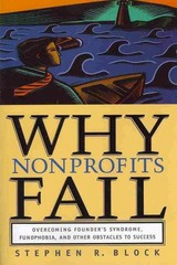 Why Nonprofits Fail 1st Edition 9781118642078 1118642074