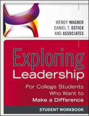 Exploring Leadership 3rd Edition 9781118399507 1118399501