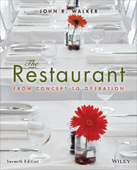 The Restaurant 7th Edition 9781118629628 1118629620