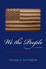 We The People 10th Edition 9780073379173 0073379174